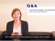 Questions & Answers : être community manager chez Klesia